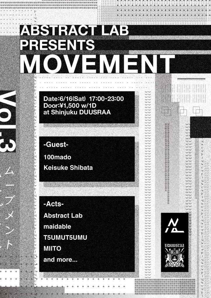 Abstract Lab pres. Movement Vol.3